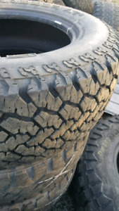 LT275/65/R18 GENERAL ALL TERRAIN TIRES