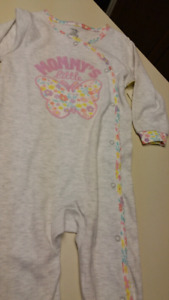 18 to 24 Months...Baby girl Pajamas..BRAND NEW WITH TAGS