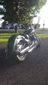 2000 Vstar 650 Classic....One of a kind
