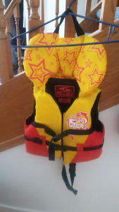 Life jackets med and large