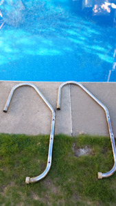 In ground Swimming Pool Ladder Steps Stairs Echelle Piscine