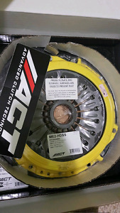 ACT ME2-HDSS Heavy duty clutch for evo