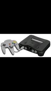 Looking for a Nintendo 64
