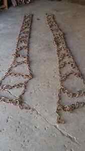 Tractor tire chains Peterborough Peterborough Area image 1