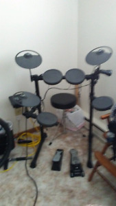 Electronic drums by yamaha priced to sell