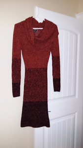 **PRICE REDUCED** Le Chateau Sweater Dress