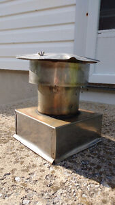 Stainless Steel Chimney Top