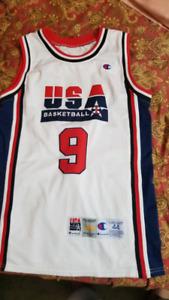 Michael Jordan 1992 Jersey