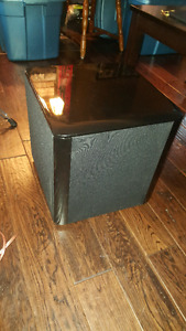 Sinclair 310S Powered Subwoofer