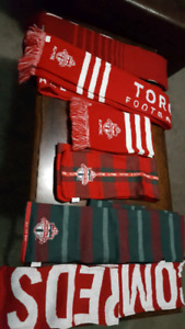 TFC SCARVES FOR SALE  NEW  NEVER USED