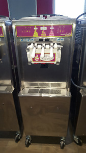 Taylor Soft Serve Triple Flavor Machines - 4 Available