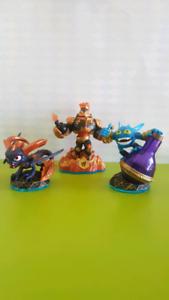 11 Skylanders  figurine bundle  $20 Southern River Gosnells Area Preview