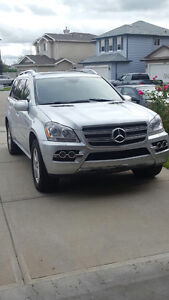 2010 Mercedes-Benz GL-Class 450 4Matic SUV, Crossover