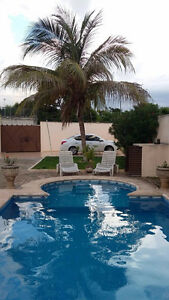 Merida, Apartment with your own Pool,100% private