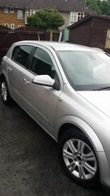 Vauxhall Astra elite 1.9cdti 57plate