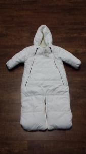 NEW Baby Onesie Coat 6-12 months