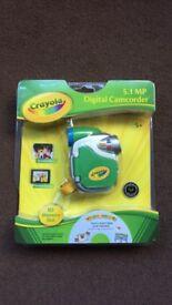 Crayola 5.1MP Digital Camcorder