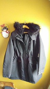 Ladies coat and boots