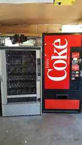 Vending Machines 2 for Sale
