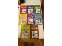 Part sets of children's books