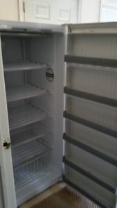 Upright freezer (one door)