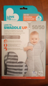 Love to Swaddle Up 50/50