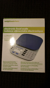 "Weight watchers food scale with points plus ""new"""