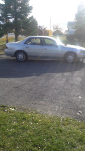 2001 buick century custom for sale or trade