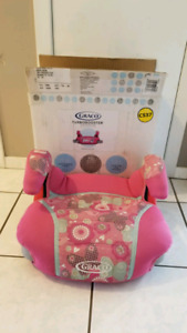 Booster seat Graco brand