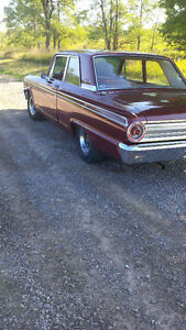 1963 FAIRLANE 500 2 DR. POST $ 7,500.00 302 2BBL 3SPD AUTO