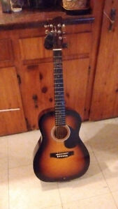 Jay Electric Acoustic Guitar