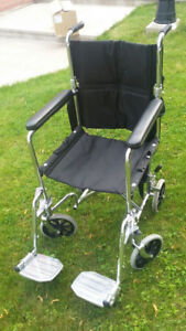 Choice of 2 Non Motorized Wheelchairs