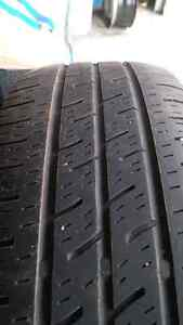 2008 185 65 R15 Nissan Versa tires and rims x 4 Peterborough Peterborough Area image 5