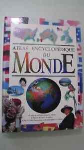 Atlas encyclopédique du monde