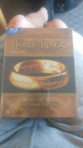 The Lord Of The Rings Blue Ray