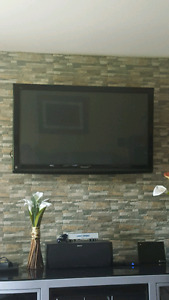 "50"" Panasonic Vierra TV (Plasma)"