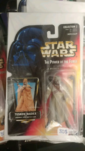 Star Wars Figurines Power of the Force
