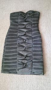Daisy grey short dress