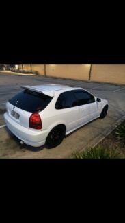 Swap honda civic vti-r or sell Villawood Bankstown Area Preview