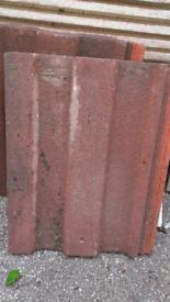 Red Marley Roof + Ridge tiles. 40+ £10