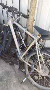 2 bikes for sale best offer