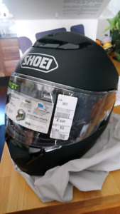 For sale: Shoei Qwest motorcycle helmet.