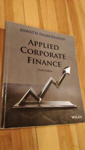 Applied Corporate Finance - Damodaran