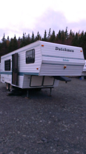 DEAL! DUE TO NO LONGER HAVE A 5TH WHEEL TRUCK&FAMILY REASONS...