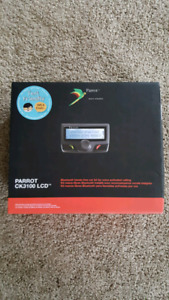 Parrot CK3100 LCD Bluetooth Hands-free calling