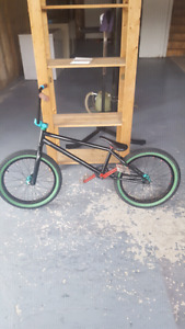 Fully custom bmx bike (Reduced)