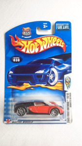 HOT WHEELS BUGATTI VEYRON 2003 FIRST EDITIONS DIECAST 1:64