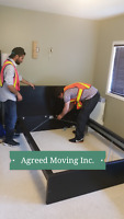 Hiring Furniture Movers, Paid daily