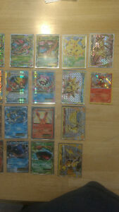 400+ Pokemon cards many rares and ex cards