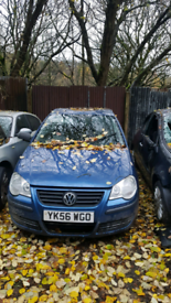 Breaking / Parts: VW Polo 2006